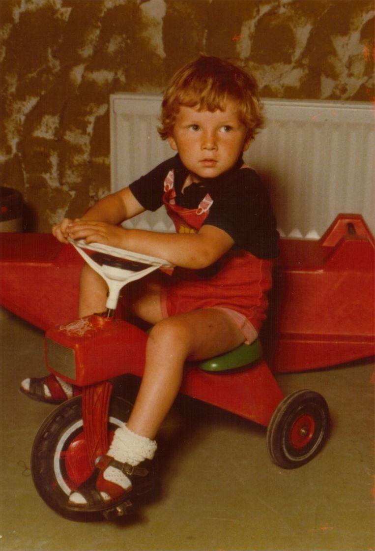 Sven in 1979. Beeld Privéarchief