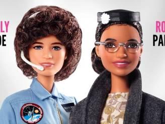 Bekende activiste en astronaute krijgen eigen Barbie-versie om vrouwenrechten te vieren