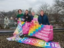Roze Zaterdag stichting blikt terug op succesvol jaar in Gouda
