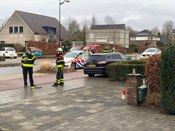 Rokend pakketje in Oudenbosch blijkt geen explosief te zijn.