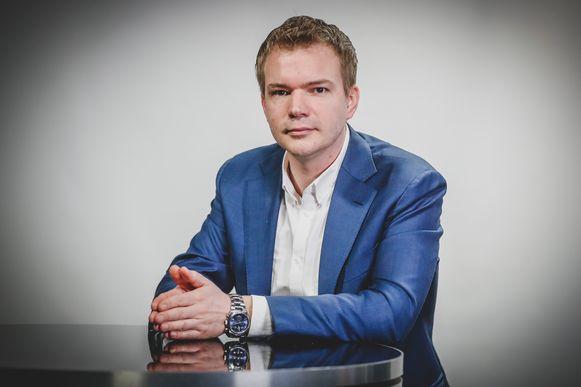 Klaas Slootmans (36) maakt binnenkort zijn debuut als Vlaams parlementslid.