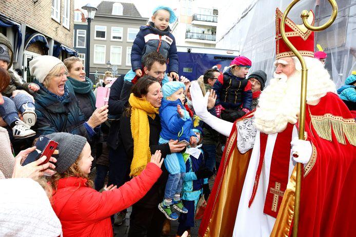 Als alles goed gaat, krijgt Sinterklaas weer een heuse intocht in Gorinchem.