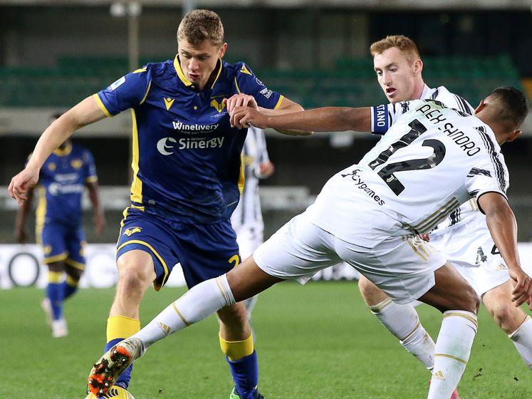 Juventus raakt achterop bij Milanese concurrenten