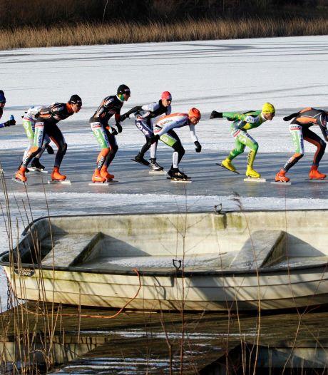 Toetje gloort voor marathonschaatsers: 'Is er natuurijs, dan zijn ze in vorm'