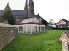 Na 1800 jaar bouwt Cuijk weer een Romeinse tempel: 'Wauw, wat staat hier?'