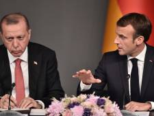 """Erdogan avertit Macron: """"Ne cherchez pas querelle au peuple turc"""""""