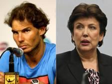 """Nadal vs. Bachelot: le joueur dit sa """"confiance"""" en la justice française"""