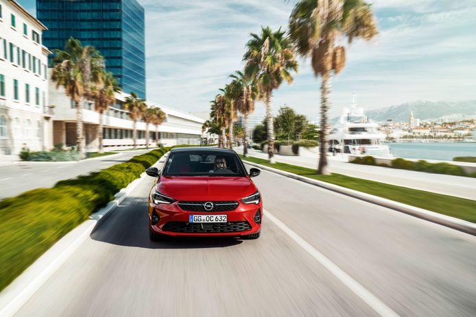 De nieuwe Opel Corsa is volwassen geworden