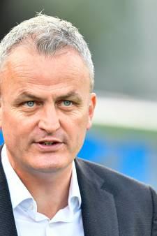 Nog twee vinkjes op het wensenlijstje van Penders, die zijn licht laat schijnen over de FC Eindhoven-selectie