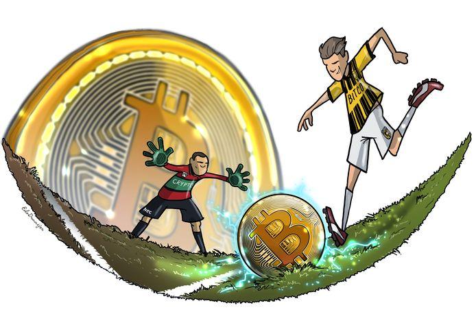 Heeft crypto de toekomst in de voetbalwereld?