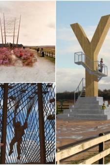 We mogen kiezen: welk landmark komt er op de Ginkelse Heide?