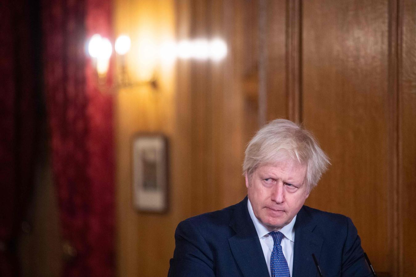 Boris Johnson, Premier ministre britannique