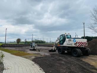 VST Lions legt beachvelden aan in sportpark De Hoogt