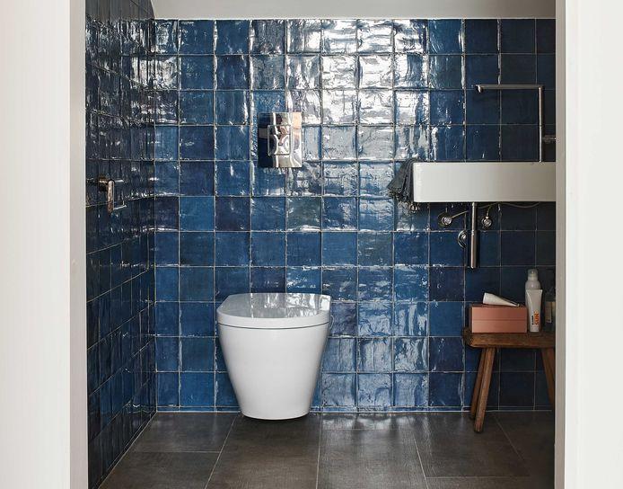 Zo geef je het toilet een make-over voor minder dan 500 euro.