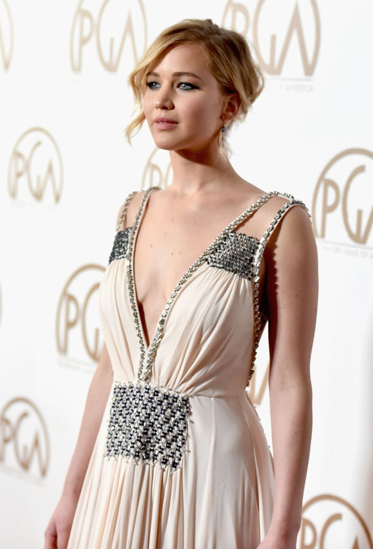 Jennifer Lawrence. Beeld GETTY