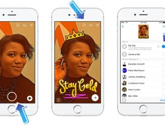 Facebook Messenger heeft nu ook 'Day'-berichten die na 24 uur verdwijnen