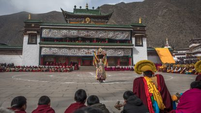 China sluit Tibet af voor buitenlanders naar aanleiding van verjaardag vlucht dalai lama