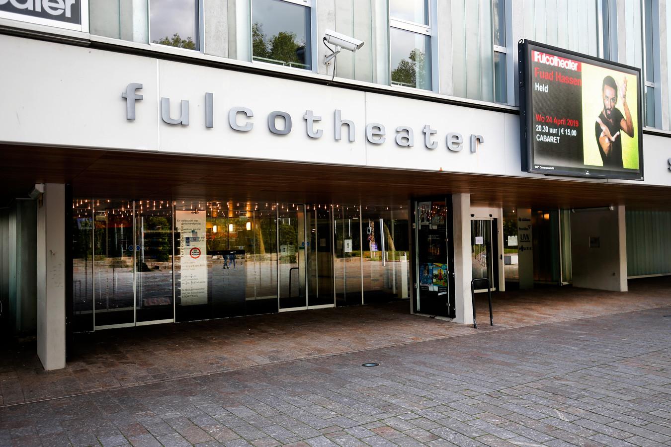 Het gebouw van theater 't Fulco in IJsselstein opent de deuren weer.