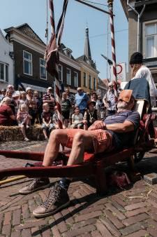Streep door publiekstrekker Hanzedag in Doesburg: 'Je moet het goed doen of niet'