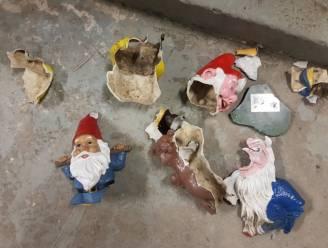 Weer vandalisme langs kabouterpad: stad dient klacht in bij politie