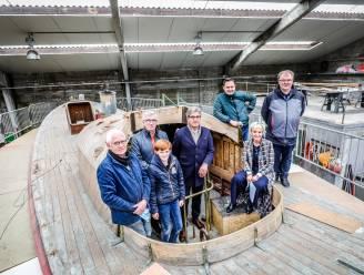 """Vrijwilligers restaureren iconische reddingsboot: """"Ooit wil ik er zelf mee varen"""""""