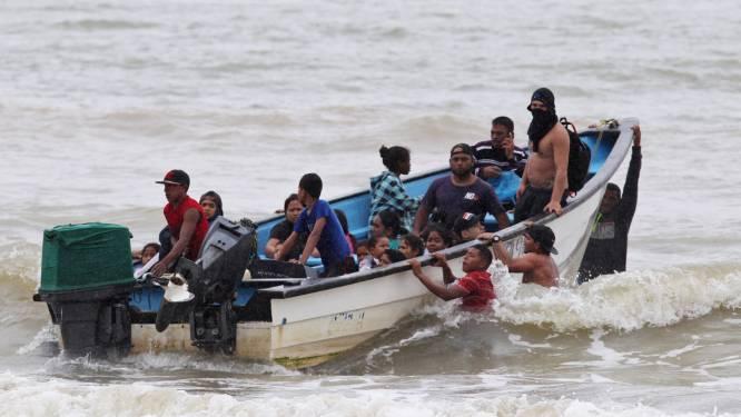 Zeker 14 doden bij schipbreuk voor kust Venezuela
