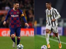 Messi-fans boos vanwege bijzondere statistiek Cristiano Ronaldo