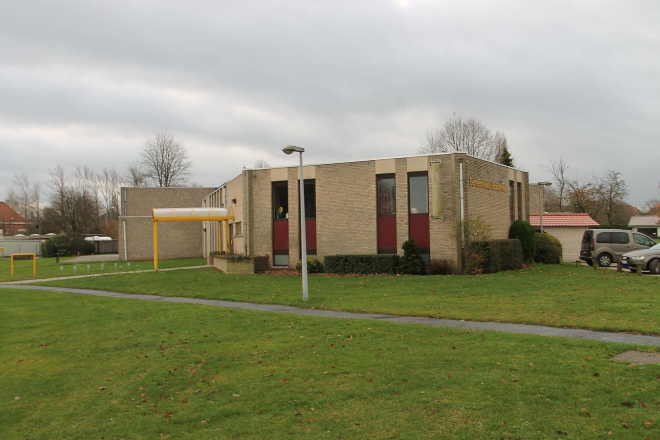 Ontmoetingscentrum Hondius in Wakken.
