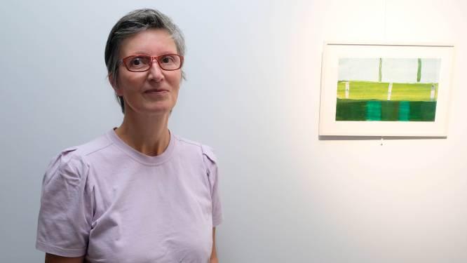 't Blikveld toont 'Vergezichten' van Mechels kunstschilder Griet Leroy