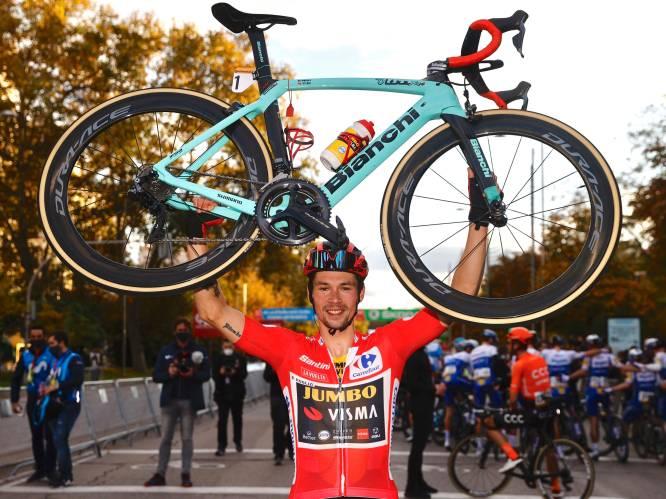 Speel mee met de Gouden Vuelta en maak kans op 5.000 euro
