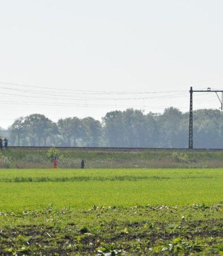 Aanrijding met persoon op het spoor bij Nijeveen, treinverkeer inmiddels hervat