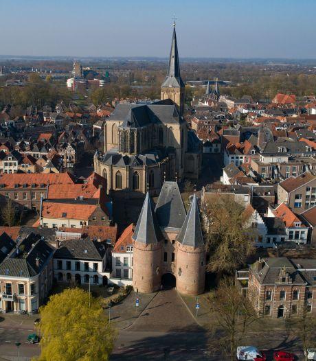 Ontsnappen uit de Koornmarktspoort in Kampen: dat kan straks als escape room