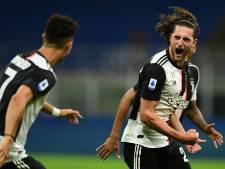 Juventus verzuimt gapend gat met Lazio te slaan door 'black-out' in San Siro