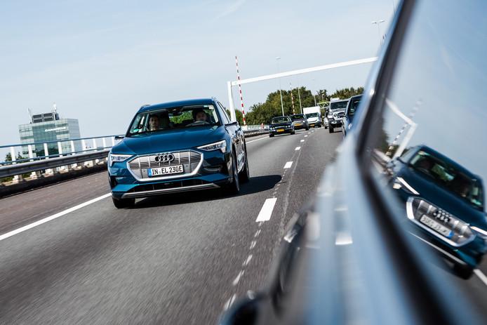 De roadtrip Europa met de Audi e-tron maakte vooral duidelijk dat je niet al te veel haast moet hebben.