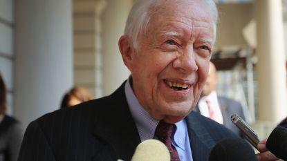 Jimmy Carter ontslagen uit ziekenhuis