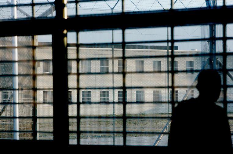 De Penitentiaire Inrichting Lelystad. Beeld ANP XTRA
