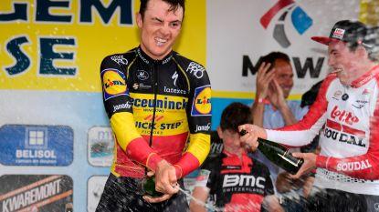 KOERS KORT (4/6). Lampaert wint 75e Gullegem Koerse - Nibali verlaat Bahrain-Merida