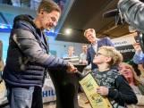 Rutte op stemmenjacht in Eindhoven: 'Deze regio kampioen groei'