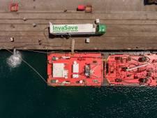 Klimaatfonds zet mobiel schoonmaaksysteem voor ballastwater van Damen Shipyards wereldwijd in