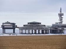 De Pier niet brandveilig en sluit volgende week vrijdag