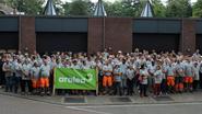 'No steps, no glory'. 148 werknemers Aralea vormen samen het fitste bedrijf van Vlaanderen