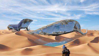 Enorme doorbraak: Nederlander maakt water in de woestijn (met spotgoedkoop apparaatje)