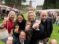 Chateau voor Buren met eigen wijnglas: 'Je komt allerlei bekenden tegen'