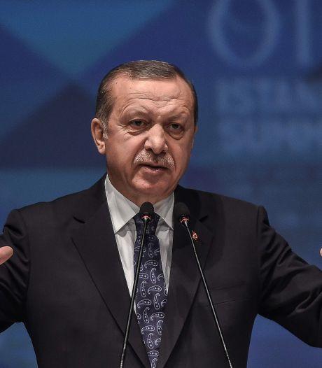 Nederlandse Turken staan massaal achter Erdogan