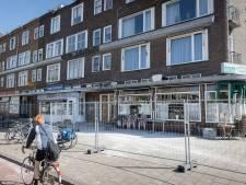 Situatie op Rubensplein veilig na ingestorte gevel, maar Café Terminus kan voorlopig niet open