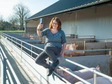 Jannie uit Putten farmvlogt over haar varkens om het échte boerenleven te laten zien: ,,Het gaat niet allemaal vanzelf''