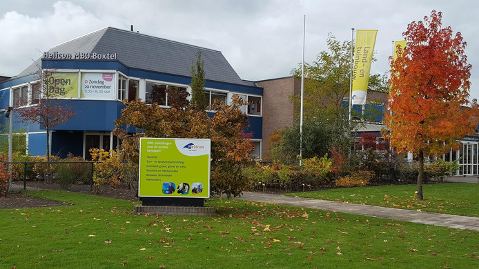 Helicon MBO Boxtel.