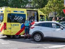 Voetganger ernstig gewond na aanrijding auto