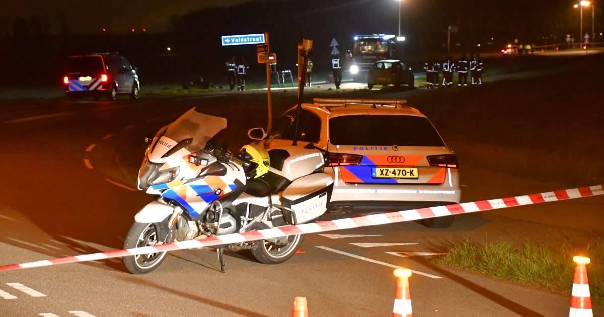 Dode bij ernstig eenzijdig ongeluk in Hulst.