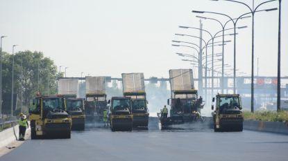 """Oosterweelwerken E17 jaar vroeger klaar dankzij coronacrisis: """"Optimaal gebruik gemaakt van verkeersluwe periode"""""""
